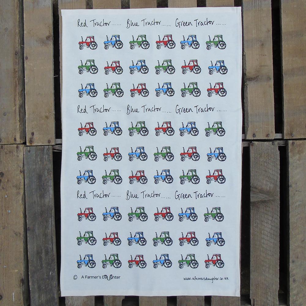 tractors tea towel_web