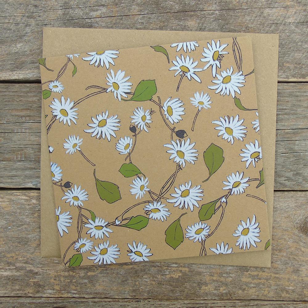 AAO7 Daisies Card web
