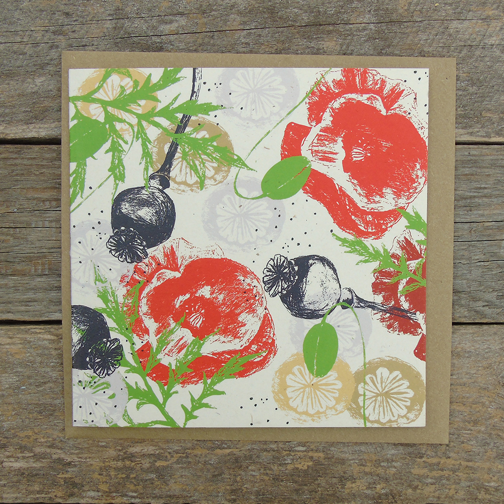 LB12 Poppies Card web
