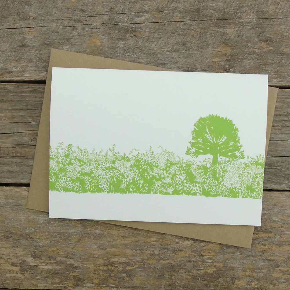 FDO7 green hedgerow card web