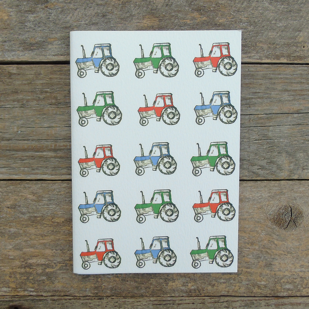 Tractors pocket notebook web
