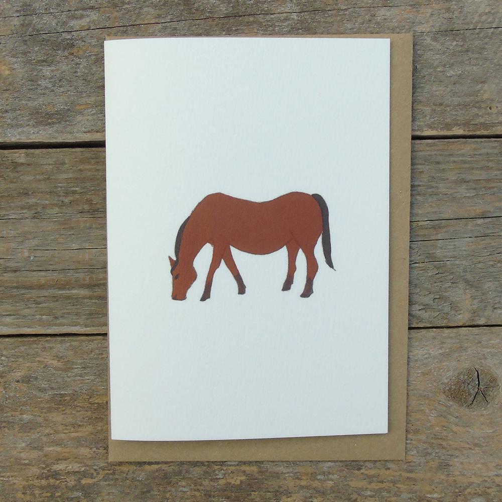 bay horse card_web