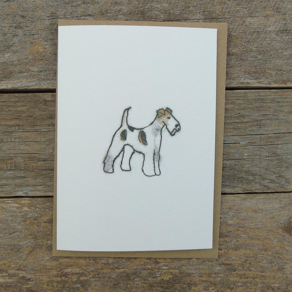 fox terrier card_web