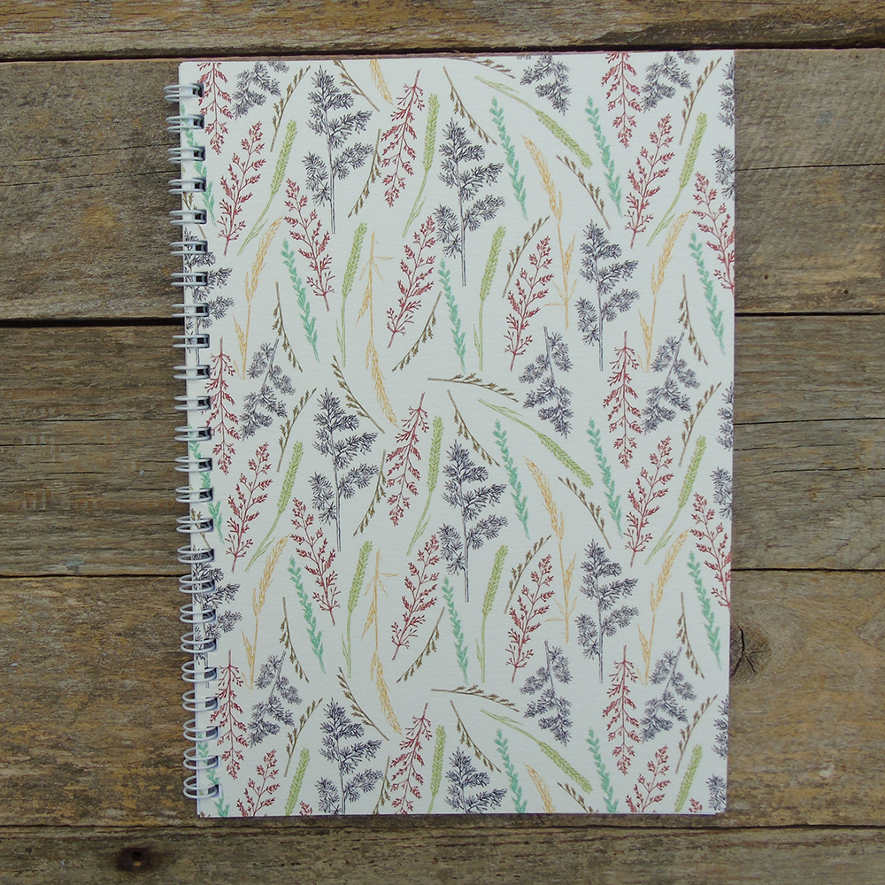 grasses notebook web