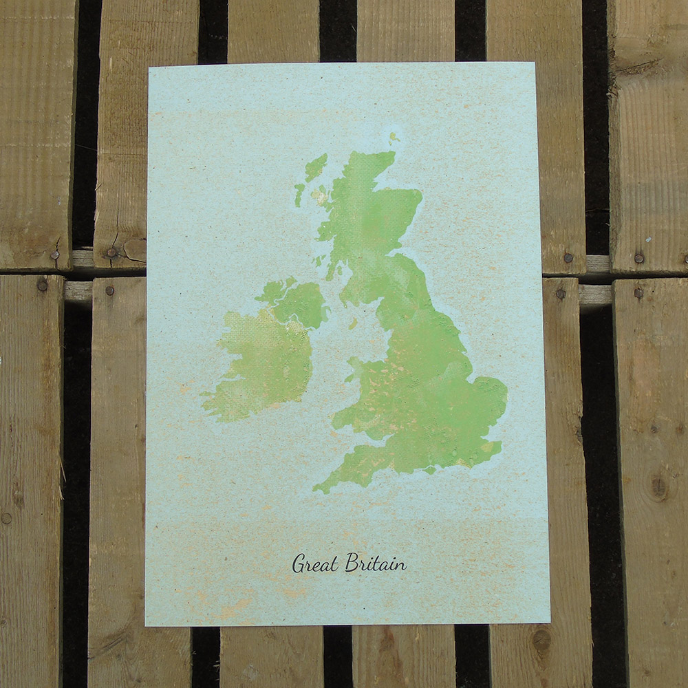 Map Of Uk For Printing.Map Of Great Britain Print A Farmer S Daughter