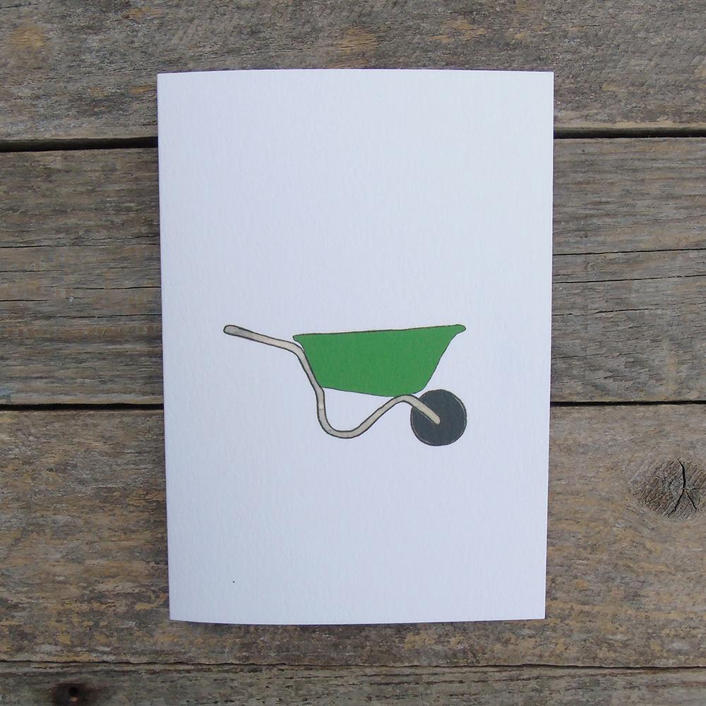 green barrow card web
