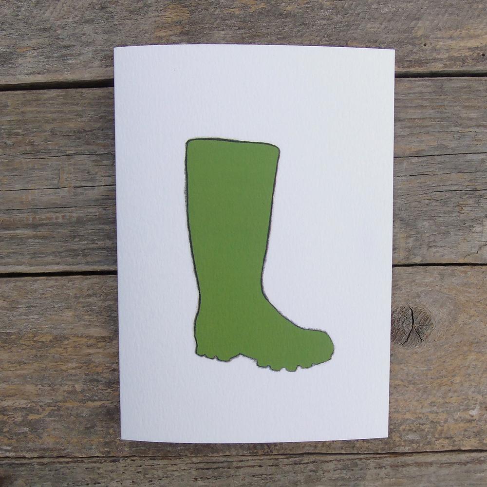 green welly card web