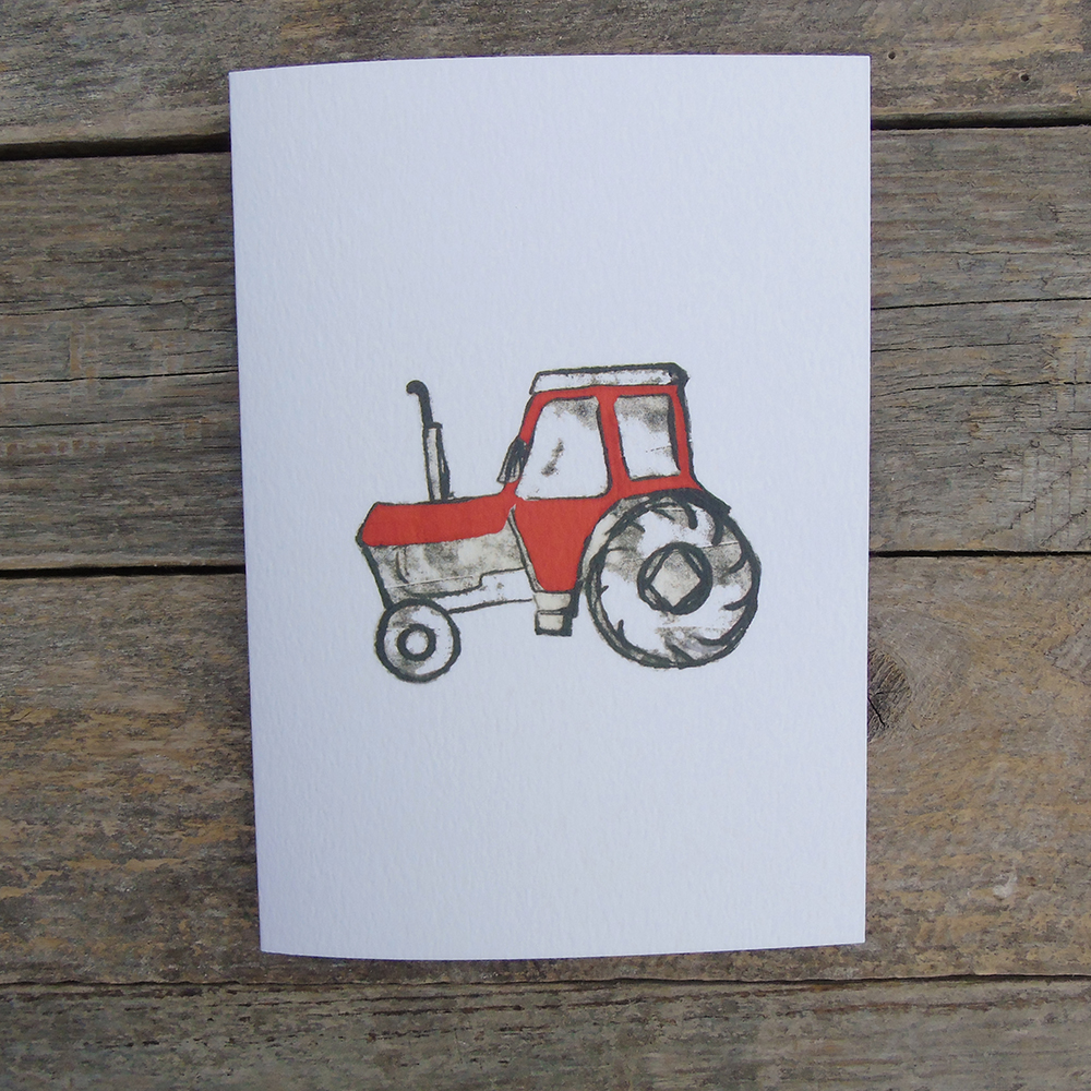 red tractor card web