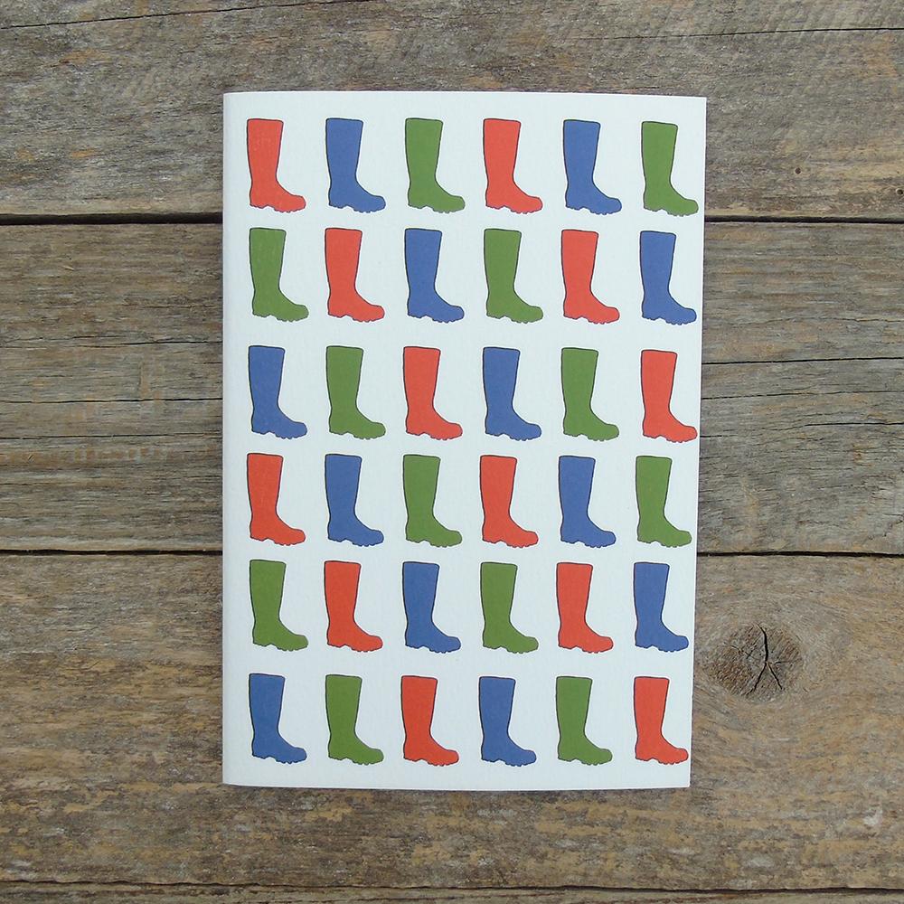 wellies pocket notebook web