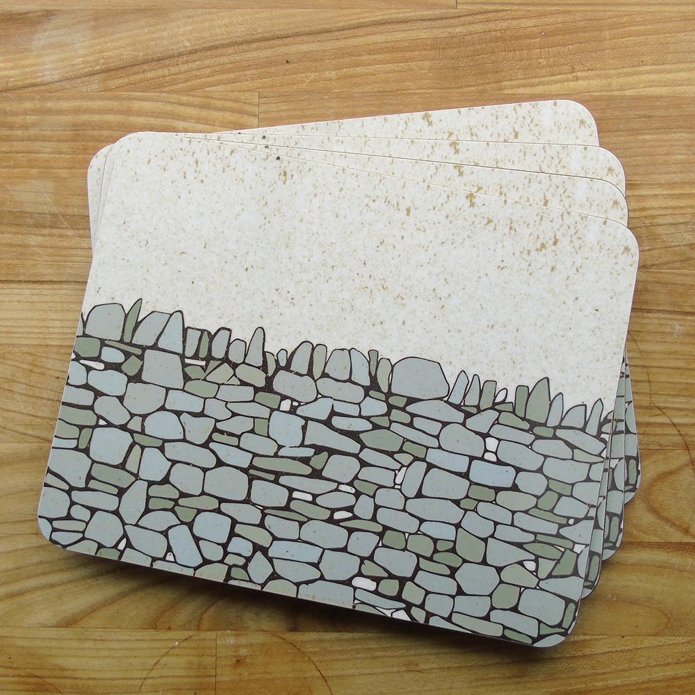 drystone wall mats