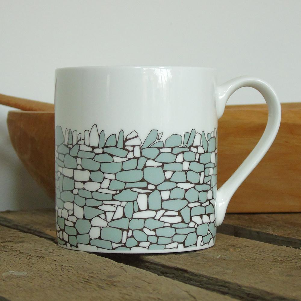 drystone wall mug