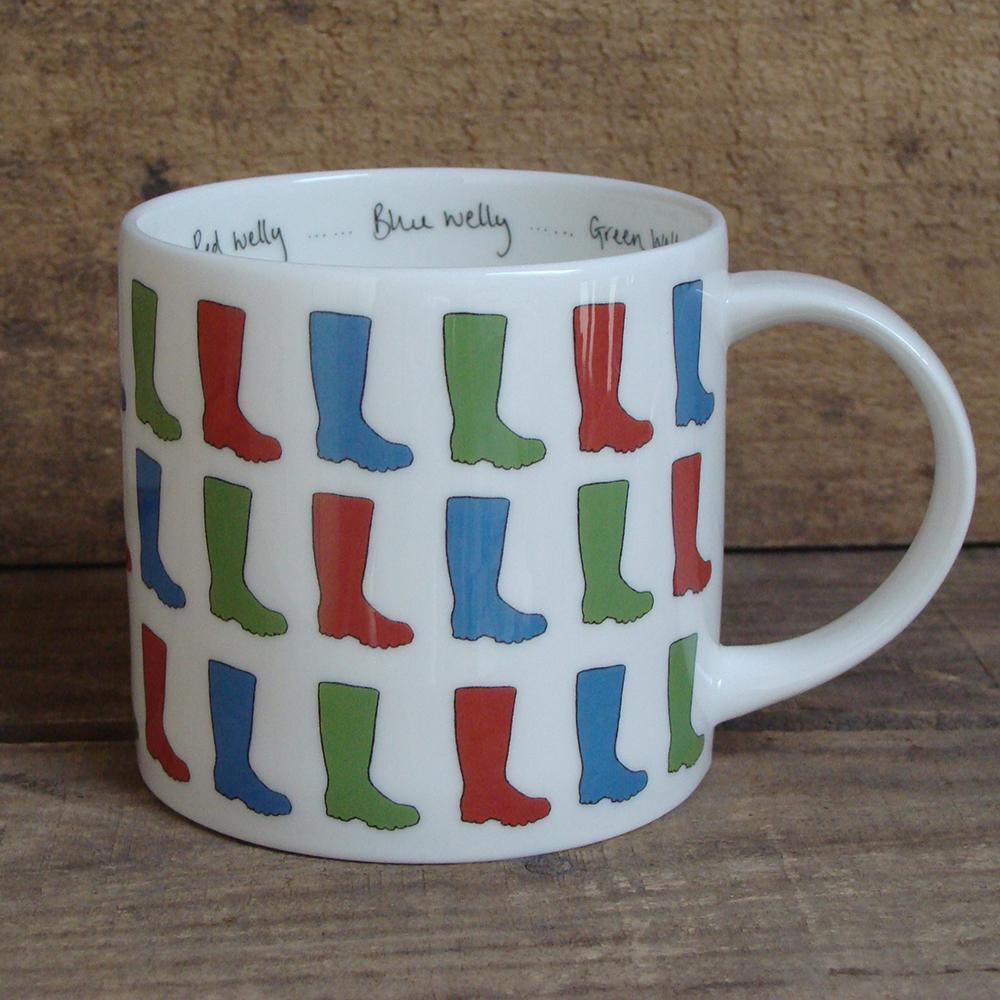welly mug