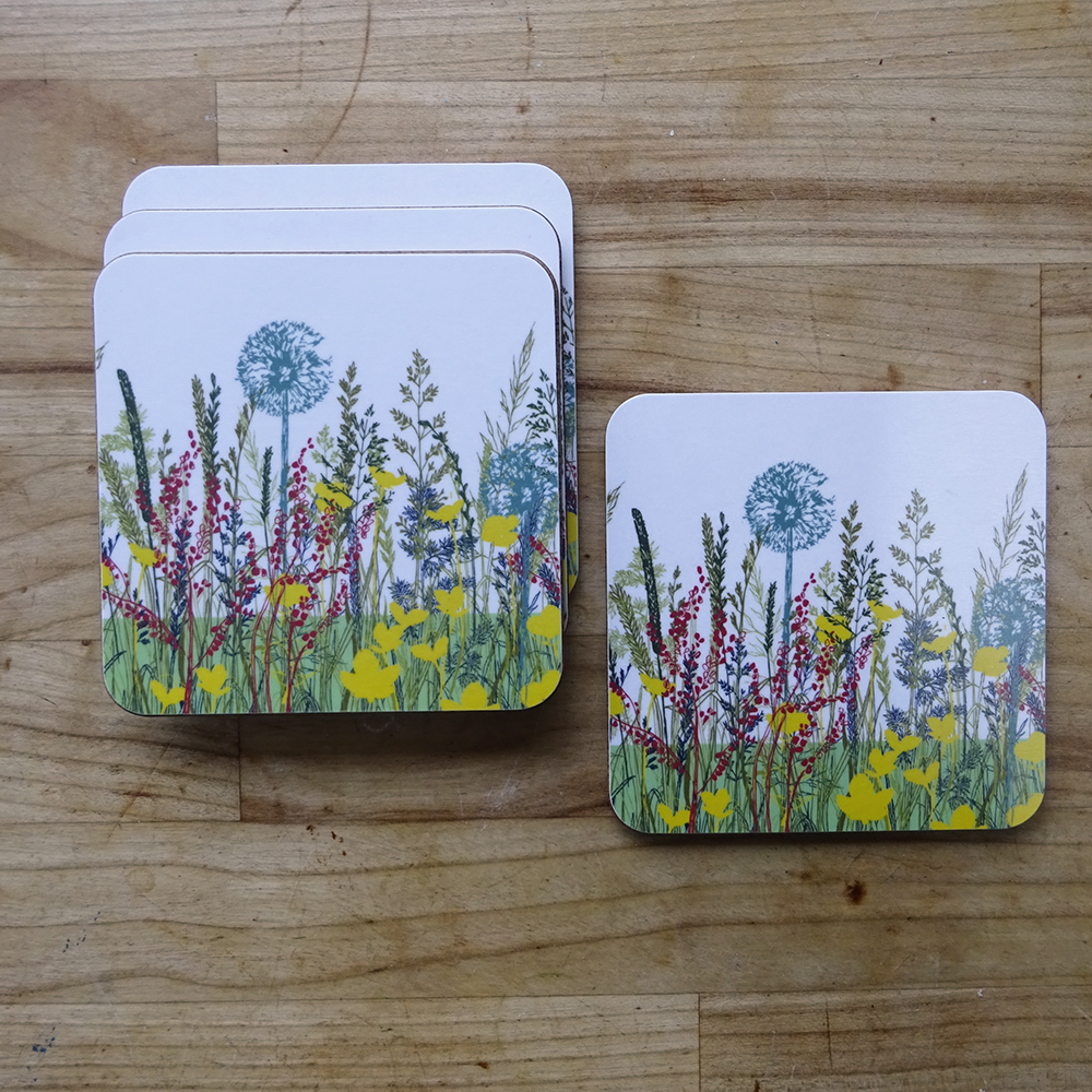 meadow coaster set of 4 web